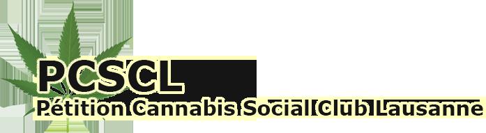 pétition pour la légalisation du cannabis à Lausanne